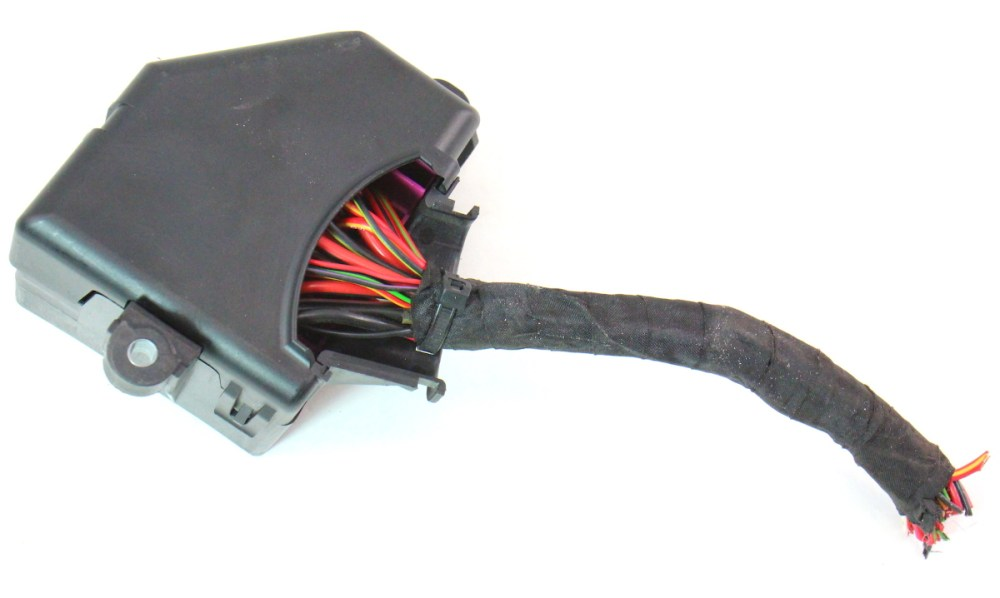 medium resolution of  under dash fuse box panel 06 10 vw passat b6 genuine