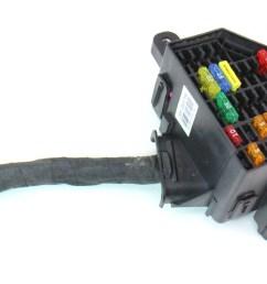 under dash fuse box panel 06 10 vw passat b6 genuine carparts4sale inc  [ 1200 x 716 Pixel ]