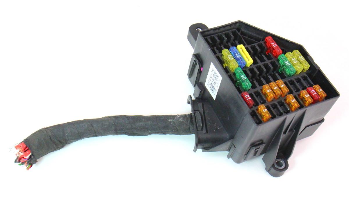 hight resolution of under dash fuse box panel 06 10 vw passat b6 genuine carparts4sale inc