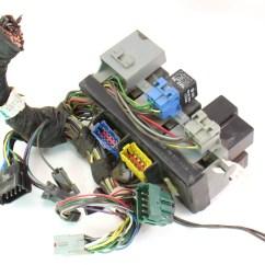 Ford Mondeo Mk2 Wiring Diagram Vw Golf Vr6 Fuse Box Librarydash Block Relays 85 87 Gti