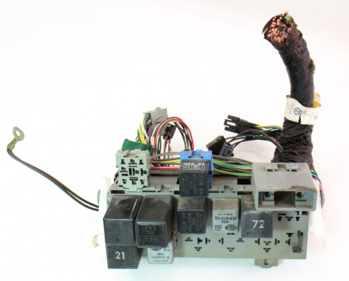 small resolution of 96 vw golf fuse and relay box wiring library 96 vw golf fuse and relay box