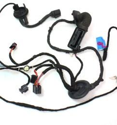rh front door wiring harness 09 12 audi a4 s4 b8 genuine 8k0 971 036 030 k carparts4sale inc  [ 1200 x 789 Pixel ]