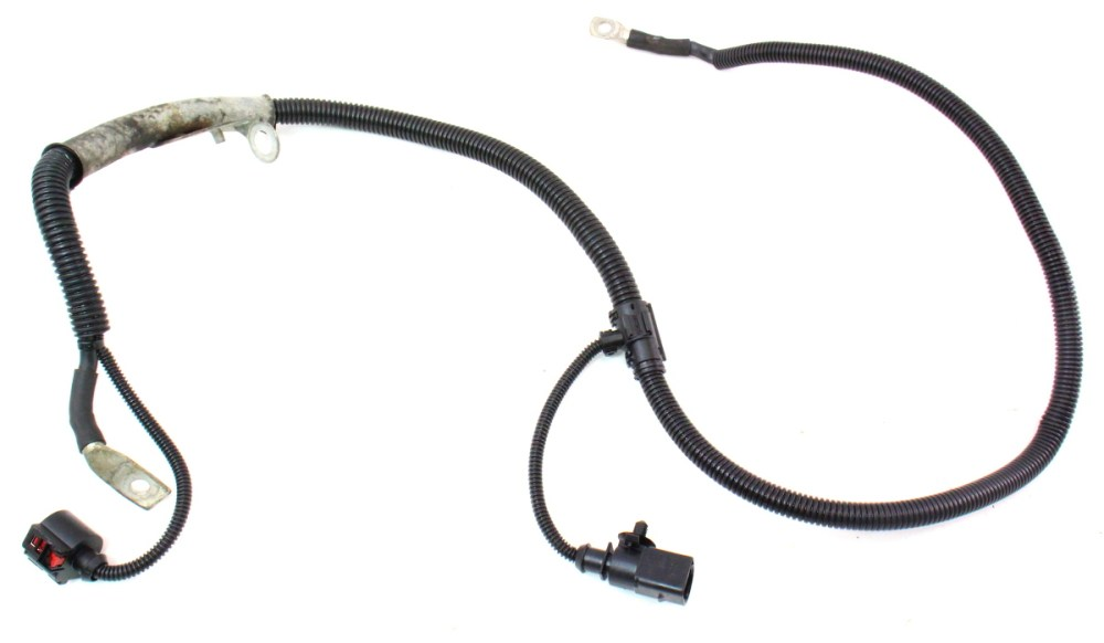 medium resolution of alternator wiring harness 05 08 audi a4 2 0t genuine alternator tester wire harness alternator wire harness