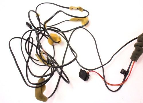 small resolution of radio dash speaker wiring harness 93 99 vw jetta golf gti cabrio