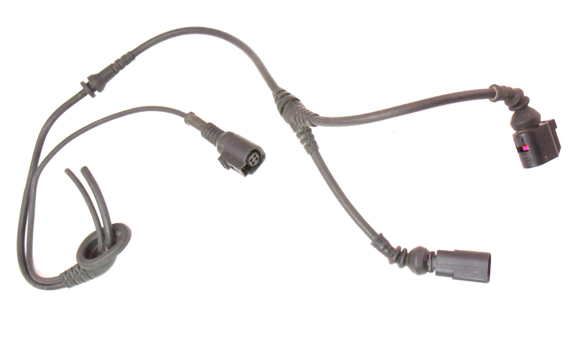 LH Front ABS Sensor Wiring Plug Pigtail Range Sensor 05-10