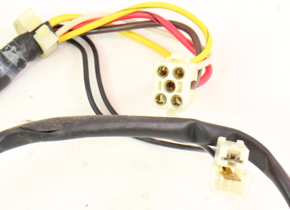 medium resolution of  hvac climate heater box wiring harness 85 92 vw jetta golf gti mk2 genuine