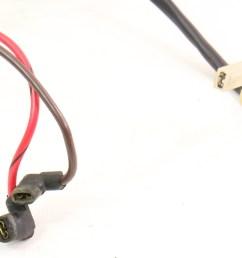 hvac climate heater box wiring harness 85 92 vw jetta golf gti mk2 genuine  [ 1075 x 800 Pixel ]