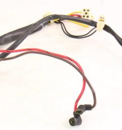 hvac climate heater box wiring harness 85 92 vw jetta golf gti mk2 genuine  [ 1200 x 705 Pixel ]