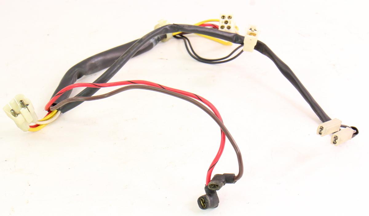 hight resolution of hvac climate heater box wiring harness 85 92 vw jetta golf gti mk2 genuine