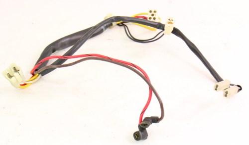 small resolution of hvac climate heater box wiring harness 85 92 vw jetta golf gti mk2 genuine