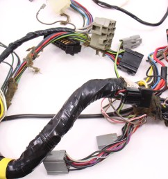 175 dash interior wiring harness fuse box 81 84 vw rabbit mk1 diesel  [ 1200 x 800 Pixel ]