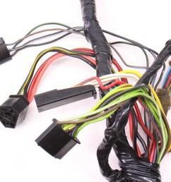 175 dash interior wiring harness fuse box 81 84 vw rabbit mk1 diesel  [ 1013 x 800 Pixel ]