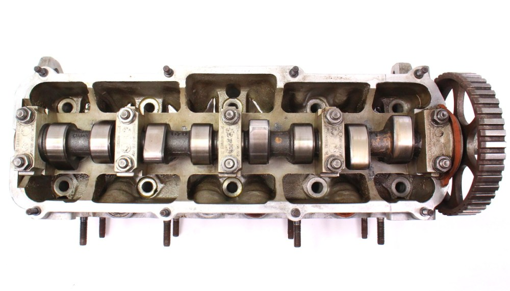 medium resolution of  cylinder head vw jetta rabbit scirocco mk1 dasher quantum audi 049 103 373 b