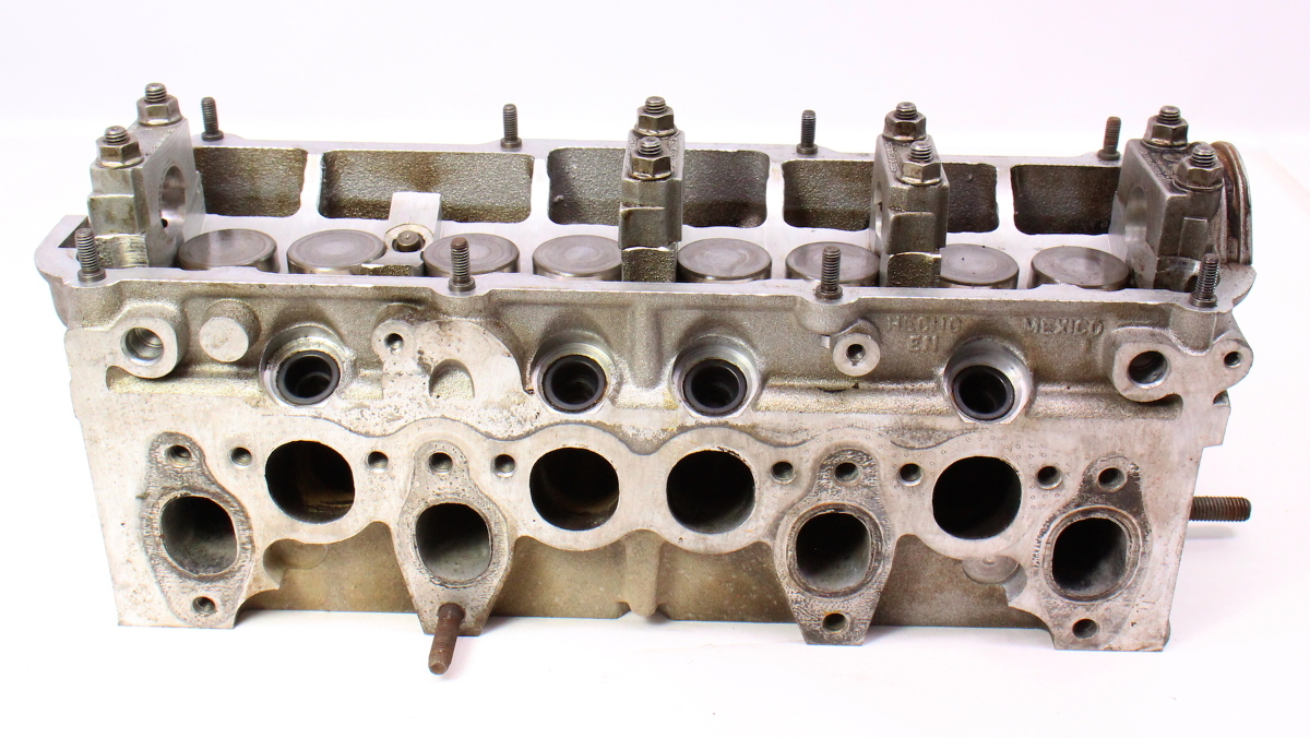 hight resolution of cylinder head 87 93 vw jetta golf mk2 cabriolet 1 8 8v hydro 026 103 373 aa carparts4sale inc