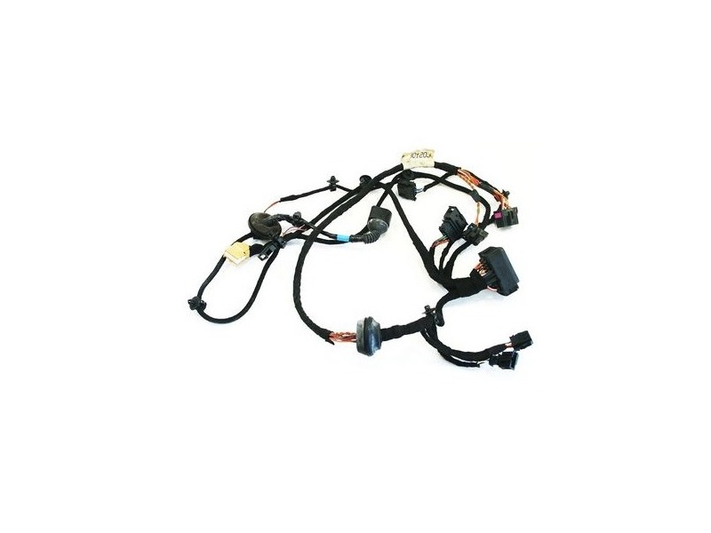 LH Front Door Wiring Harness Monsoon 01-05 VW Passat B5.5