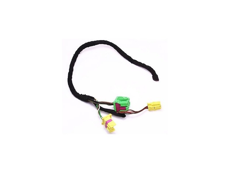 LH Front Seat Wiring Plugs Connectors Pigtail 98-05 VW