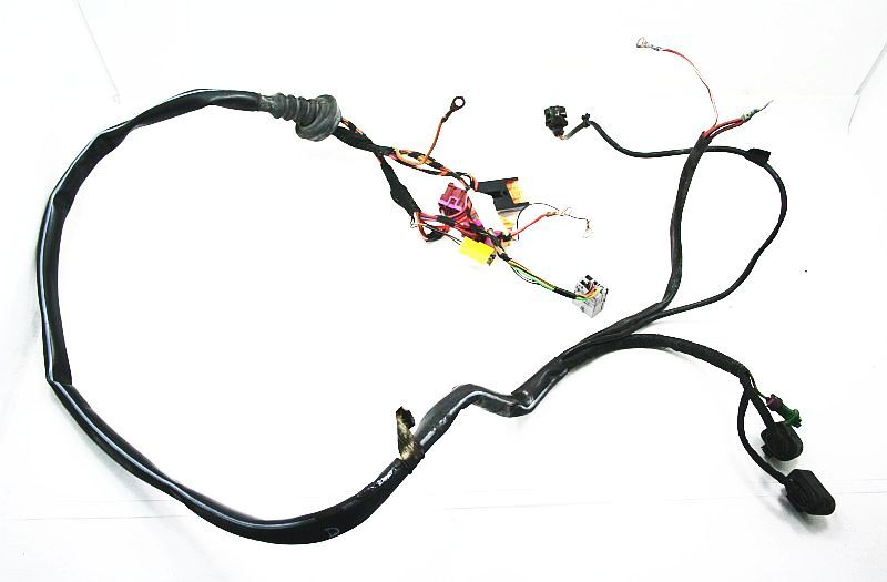 Electric Cooling Fan Wiring Harness 01-05 VW Passat B5.5