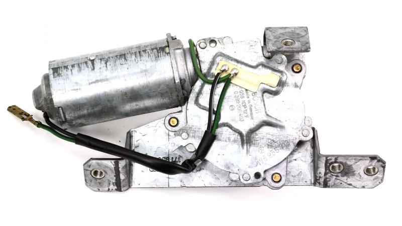 Rear Windshield Hatch Wiper Motor 78-84 VW Rabbit MK1