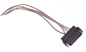 RH Taillight Wiring Pigtail Connector Plug 9801 VW Passat B5 Sedan Tail Light | eBay