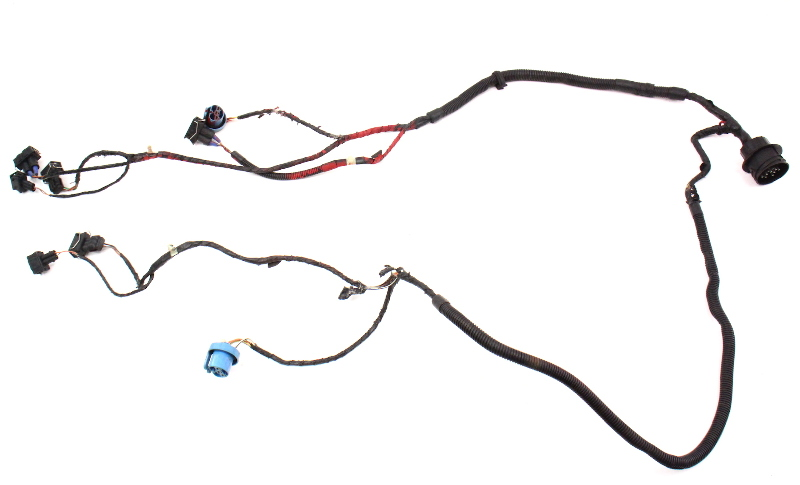 Headlight Wiring Harness Non-Fog 93-99 VW Jetta Golf