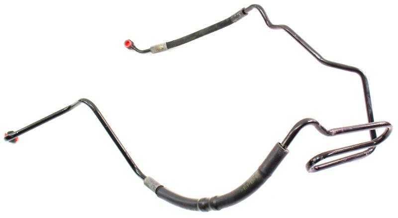 Power Steering Line Hose 02-05 VW Beetle TDI Diesel