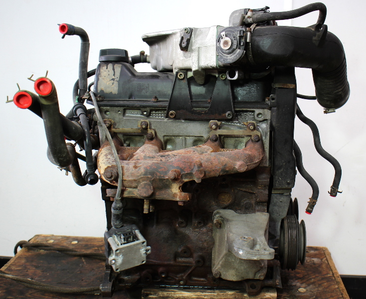 Aba Engine Motor Swap Vw Jetta Golf Gti W Wiring Ecu Mk1 Mk2 Mk3
