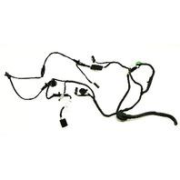 Trunk Wiring Harness Plugs Pigtail 02-04 Audi A6 C5 Sedan