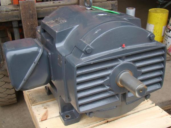 Motors Nidec 3 Phase Electric Fire Pump Motor 100 Hp