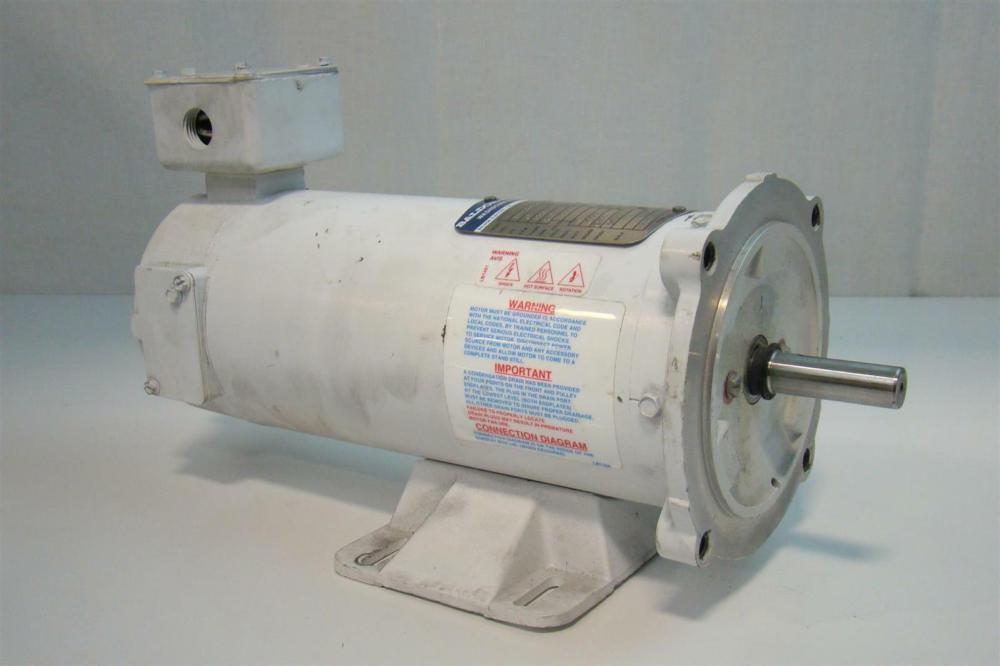 medium resolution of baldor reliacer dc motor 5hp 1750rpm 90v 2 bp5011t01 1009290770