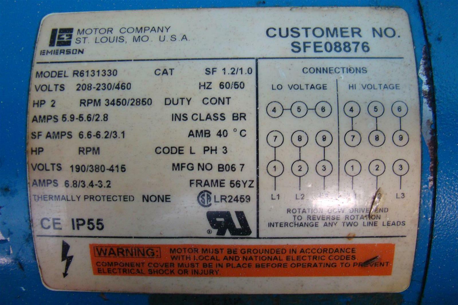 hight resolution of 230 460 volt motor wiring explained wiring diagrams 1 phase motor wiring diagram 230 460 motor