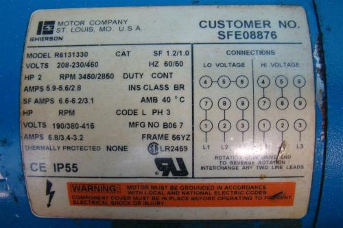 small resolution of 230 460 volt motor wiring explained wiring diagrams 1 phase motor wiring diagram 230 460 motor