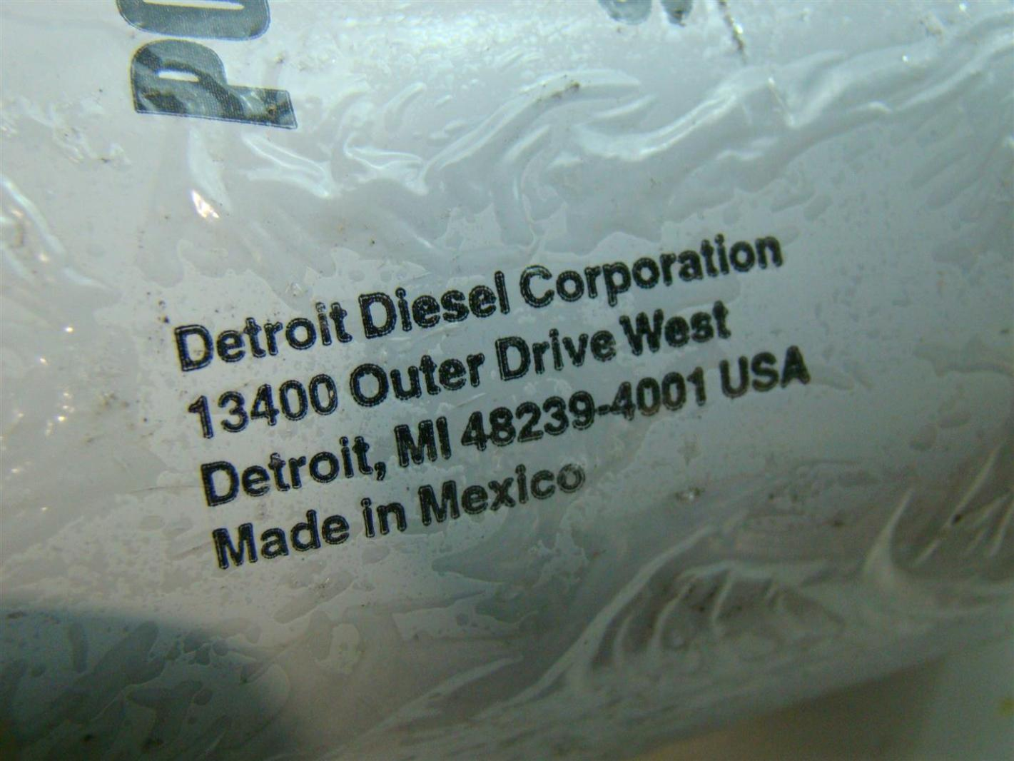 hight resolution of  detroit diesel power guard secondary fuel filter 23533726