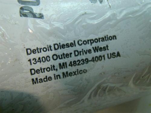 small resolution of  detroit diesel power guard secondary fuel filter 23533726