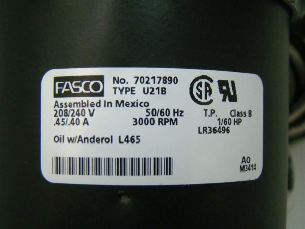Fasco D727 Wiring Diagram. Fasco D701 Wiring, Fasco D721 ... on