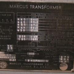 Marcus 3 Phase Transformer Wiring Diagram Hpm 450p Dimmer 45kva 480x208 120v 3o 38979 D