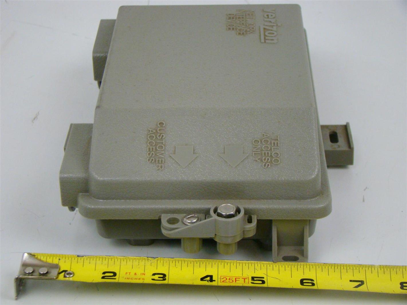 hight resolution of verizon network interface device panel box 3712h 71 2l01