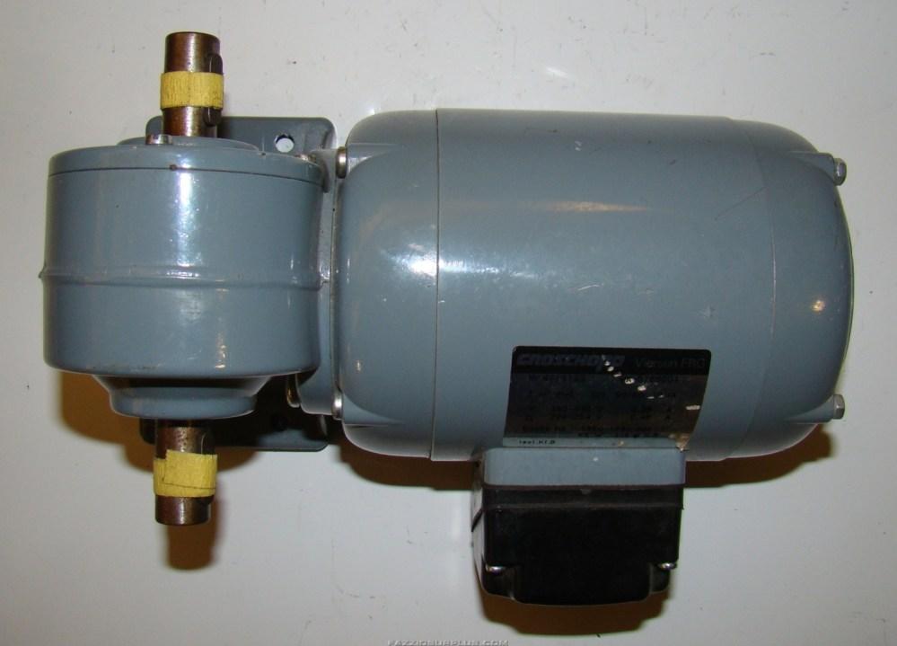 medium resolution of details about groschopp viersen frg gear motor 220 440v 4719192
