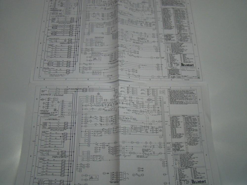 medium resolution of  liebert control board 415761g