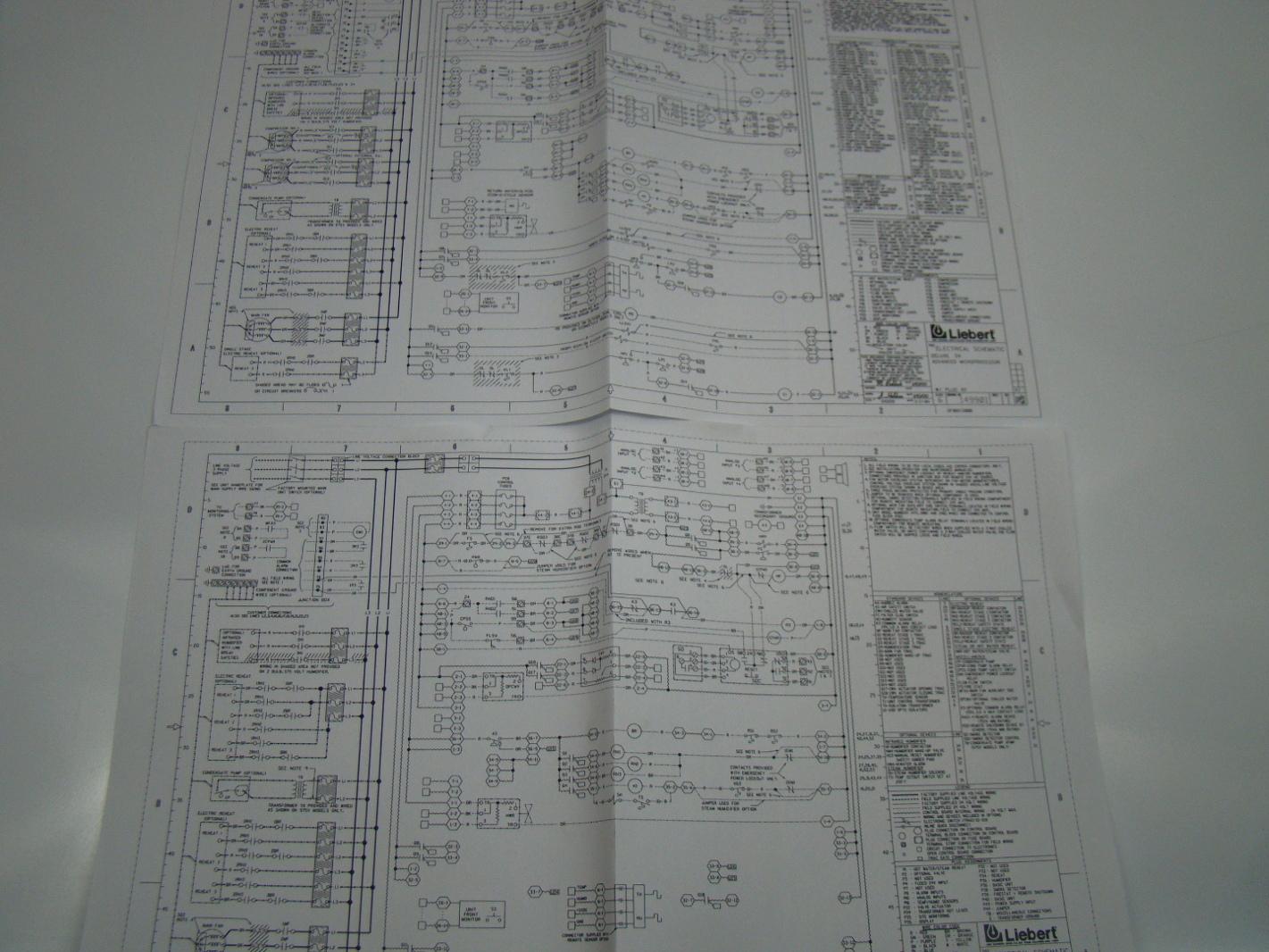 hight resolution of  liebert control board 415761g