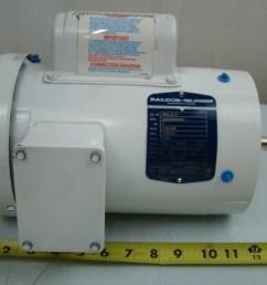 baldor 1 3 hp 1425 rpm electric motor vwdl3510 ebay on baldor motors wiring diagram  [ 1421 x 1066 Pixel ]