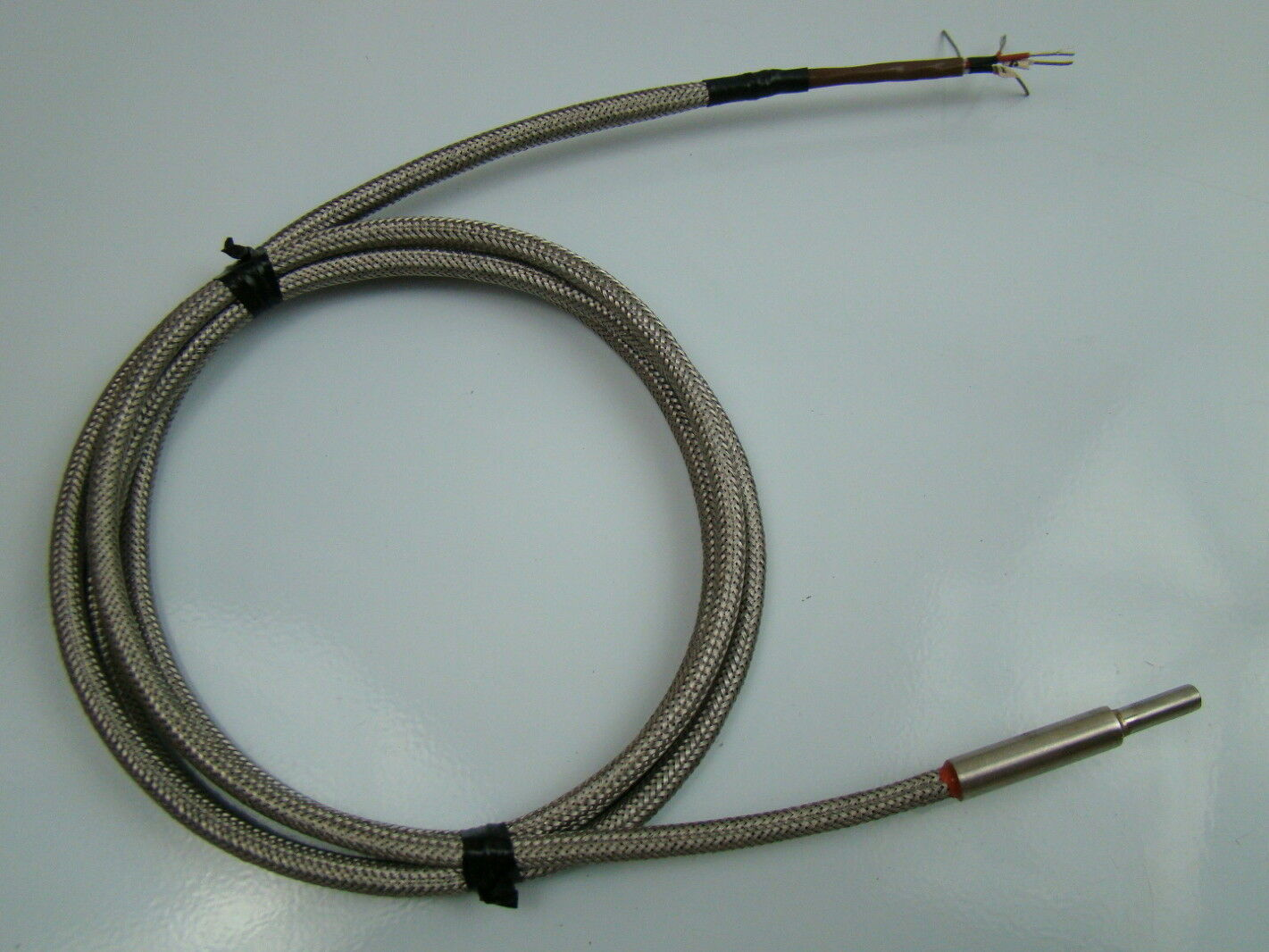 hight resolution of pyco thermocouple braided wire 21 6033 jj 2 3 72