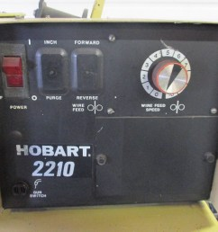 hobart rc 301 welder 300 amp with hobart 2210 wire feeder daves hobart rc 301 wiring diagram [ 1280 x 960 Pixel ]