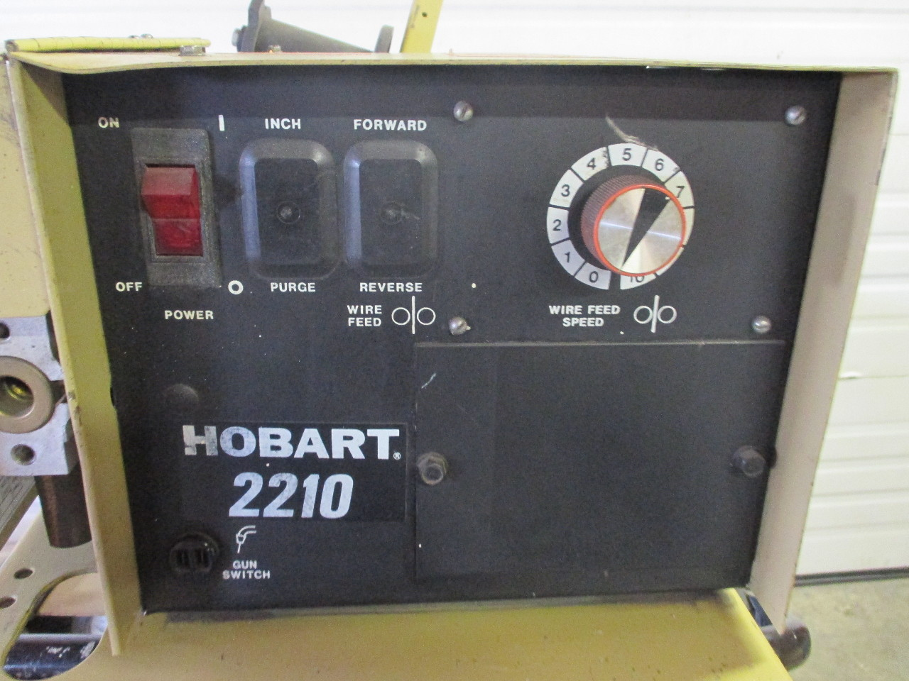 hight resolution of hobart rc 301 welder 300 amp with hobart 2210 wire feeder daves hobart rc 301 wiring diagram