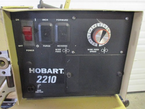 small resolution of hobart rc 301 welder 300 amp with hobart 2210 wire feeder daves hobart rc 301 wiring diagram