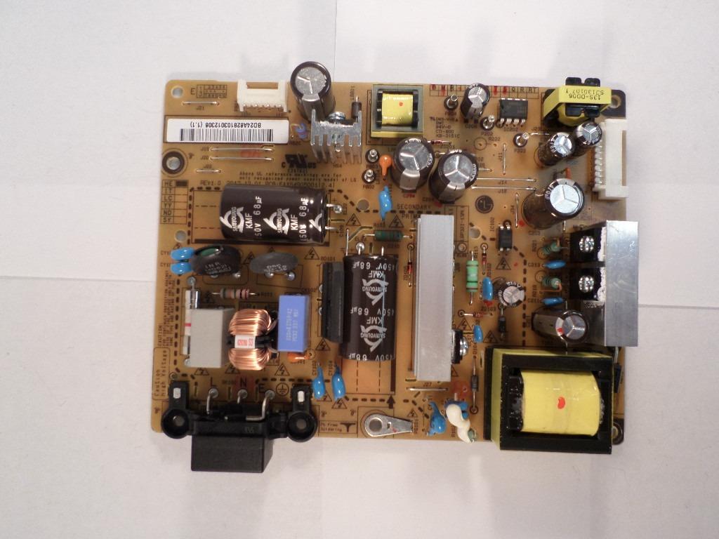 details about lg 32 32ln530b eax64905001 eay62810301 lcd power supply board unit [ 1024 x 768 Pixel ]