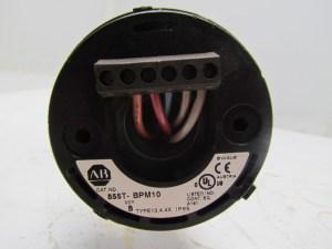 Allen Bradley 855TBPM10 10CM Pole Mount Base Stack Light