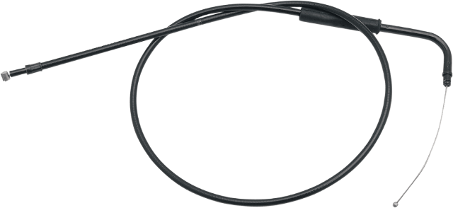 Motion Pro Blackout Throttle Cable 96-17 Harley Davidson