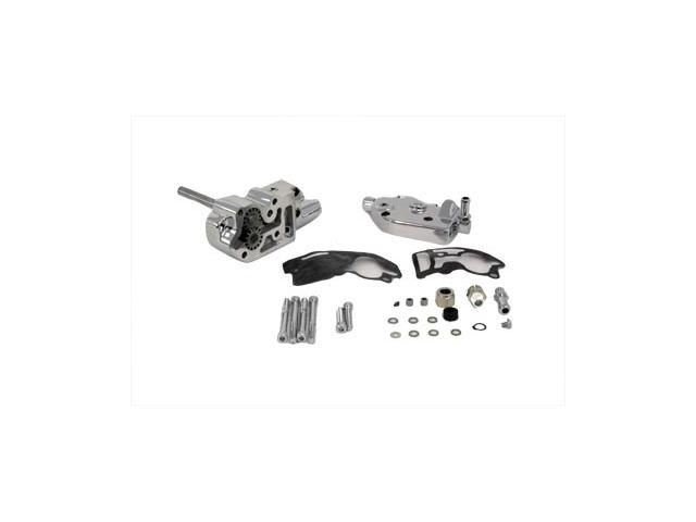 Vtwin Sifton Chrome Oil Pump Assembly 92-98 Harley FLT FXR