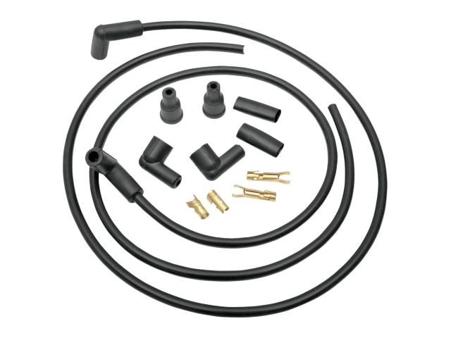 Drag Specialties Black 8.8mm Spark Plug 40