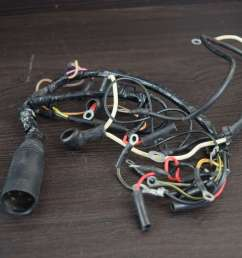 1989 1997 mercury mariner wiring harness 84 18672a2 30 jet 40 hp 4 cyl southcentral outboards [ 1600 x 1067 Pixel ]
